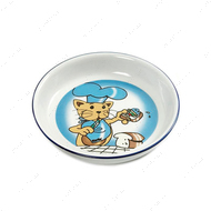 """""""CAT&FISH"""" миска для собак и кошек"""