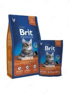 Сухой корм для кошек, живущих в помещении Cat Indoor