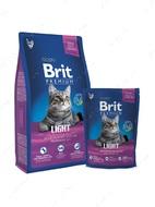 Сухой корм для кошек c избыточным весом Cat Light
