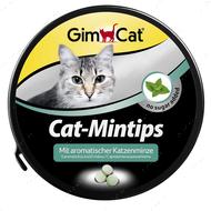 """Витаминизированное лакомство для кошек, с кошачьей мятой """"Cat-Mintips"""""""