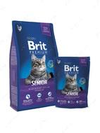 Сухой корм для пожилых кошек Cat Senior