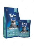Сухой корм для кошек с чувствительным пищеварением на основе мяса ягненка Cat Sensitive