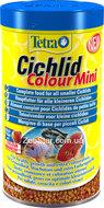 Cichlid Colour Mini - корм для окраски всех цихлид