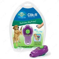 Кликер для дрессировки собак Click-R Clicker training