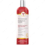 Увлажняющий шампунь для собак, антимикробный и противовоспалительный Clinical Care Oatmeal & Tea Tree Oil Infuser