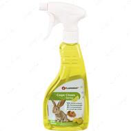 Cпрей с ароматом лимона для мытья клетки для грызунов Flamingo Clean Spray Lemon