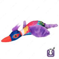 """"""" CRAZY BIRD"""" крейзи птица мягкая игрушка для собак"""