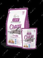 "Корм для котят от 1 до 12 месяцев ""Crazy Kitten"""