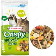 Зерновая смесь корм для карликовых кроликов КРИСПИ МЮСЛИ КРОЛИК Crispy Muesli Rabbits Cuni