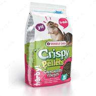 Гранулированна смесь корм для шиншилл и дегу КРИСПИ ШИНШИЛЛА ДЕГУ Crispy Pellets Chinchillas&Degus