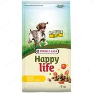 Cухой корм для собак всех пород с курицей Happy Life Adult with Chicken