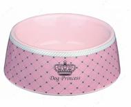 Миска керамическая для собак Dog Princess Ceramic Bowl