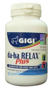 """""""Релакс"""" успокаивающие таблетки, 30 штук, """"GIGI da-ba RELAX Plus"""""""