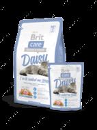 Дейзи Корм для кошек с избыточным весом с индейкой и рисом Daisy Ive to control my Weight