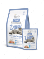 """""""Daisy Ive to control my Weight"""" Дейзи корм для кошек с избыточным весом с индейкой и рисом"""