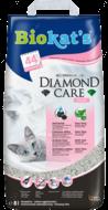 """""""Diamond Care fresh"""" Даймонд фреш комкующийся наполнитель"""