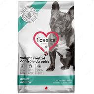 Диетический корм для собак с избыточным весом, мелких пород 1st Choice Adult Weight Control Toy and Small