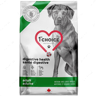 Диетический корм для собак с проблемным пищеварением, средних и крупных пород 1st Choice Adult Digestive Health Medium and Large