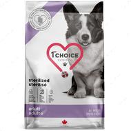 Диетический корм для стерилизованных собак 1st Choice Adult Sterilized