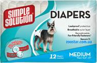 """""""Disposable Diaper Medium"""" - гигиенические подгузники для животных"""