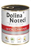 Консервы для собак с говядиной DOLINA NOTECI PREMIUM