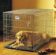 ДОГ РЕЗИДЕНС (Dog Residence) клетка для временного содержания животных, цинк