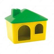 Дом для хомяка пластиковый