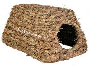 Дом для грызунов из травы  большой