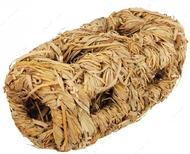 Домик гнездо двойное для грызунов из травы Grass Nest