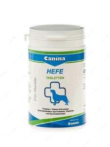 """Дрожжевые таблетки с энзимами и ферментами для собак  """"Hefe Yeast"""""""