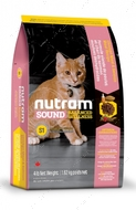 Сухой корм для котят Sound Balanced Wellness Kitten S1