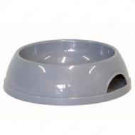 ЭКО миска пластиковая для котов, d-11,5 см