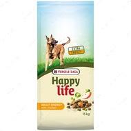 Cухой премиум корм для собак всех пород с курицей Happy Life Adult Energy with Chicken