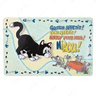 """""""Enjoy your meal"""" - Коврик под миски для кошек"""