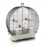 """""""ЭВЕЛИН 30"""" (Evelyne 30) клетка для птиц, поддон синий"""