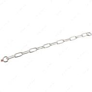 Extra Long Link широкое звено ошейник для собак, 4 мм, нержавеющая сталь