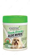 """Салфетки для безопасного и эффективного очищения загрязнений под глазами """"Tear Stain Wipes"""""""