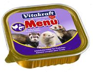 Консервированный корм для хорьков Vitakraft FERRET Menu