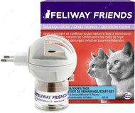 Феромон Феливей - модулятор поведения для нескольких кошек диффузор FELIWAY FRIENDS
