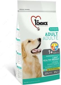 Сухой корм для собак с избыточным весом LIGHT-HEALTHY WEIGHT