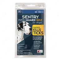 ФИПРОГАРД МАКС капли от блох, клещей и вшей для собак 40-60 кг FiproGuard MAX