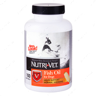 Добавка для шерсти собак Рыбий жир Fish Oil
