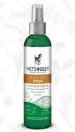 Спрей от блох, клещей и москитов для собак Flea + Tick Spray