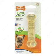 Жевательная игрушка кость для собак с умеренным стилем грызения ФЛЕКСИ ЧЬЮ Flexi Chew