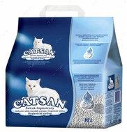 HYGIENE Plus - гигиенический впитывающий наполнитель для кошачьего туалета