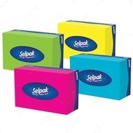 Гигиенические салфетки в коробке МИНИ МИКС, 70 штук