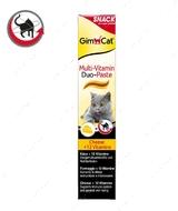 Сыр + 12 витаминов - витаминизированная паста для кошек Duo-Paste Cheese & Vitamins