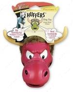 Голова быка,  VMX Huffers Dog Toy