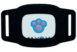 GPS ОШЕЙНИК ДЛЯ собак и котов черный MYOX MPT-03CG