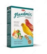 Комплексный корм для канареек Grandmix Canarini